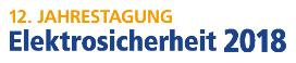 Logo 12. Jahrestagung Elektrosicherheit